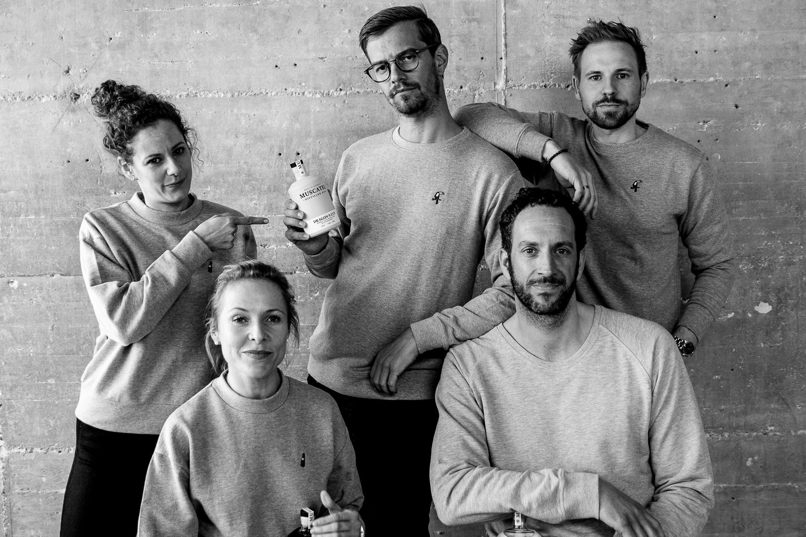 Joko Winterscheidt produziert eigenen Gin