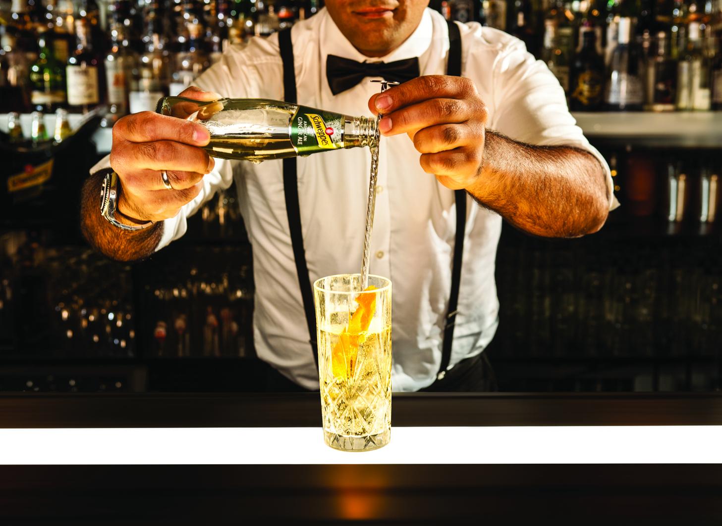 Schweppes profitiert vom Gin Hype